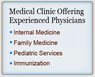 Medical Clinic Offering Experienced Physicians